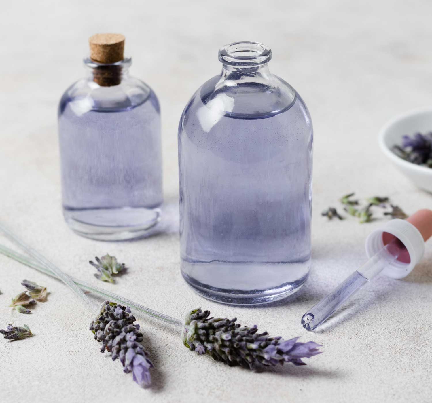 Flower Essence for Sleep: Moon Dreams with Lavender