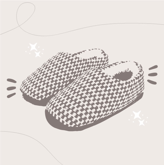 Slippers, why are they good for your feet?